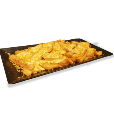 Doritos nacho cheese loaded fries