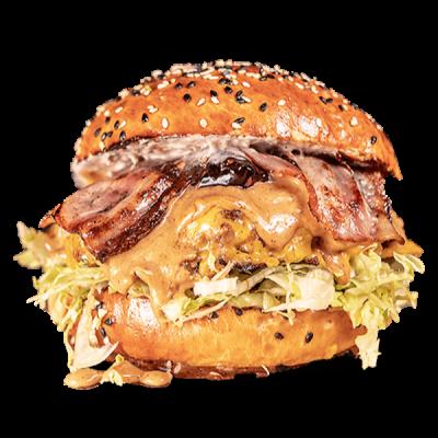 King Elvis Burger