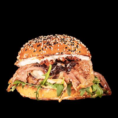 The Italian Stalion Burger
